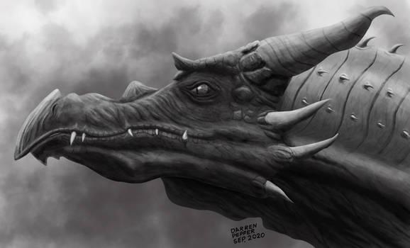 Dragon (1st time digital)