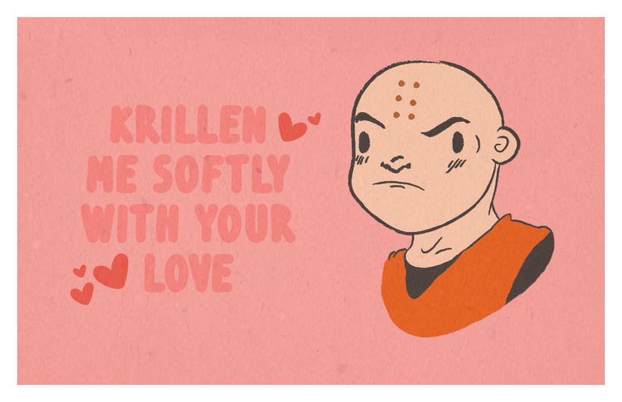 Dragonball Z Valentines Card By Saintbabe ...