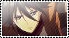 Mikasa Ackerman stamp by MonsterOfStorms