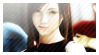 Tifa Lockhart stamp by MonsterOfStorms