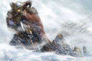 Northern_Warriors by EGOR-URSUS