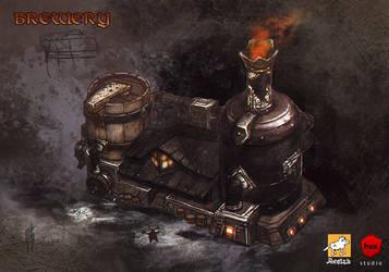 Brewery by EGOR-URSUS
