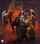 King guard ( tier 1) by EGOR-URSUS