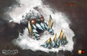 Lair by EGOR-URSUS