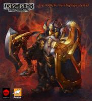 King guard ( tier 2) by EGOR-URSUS