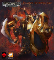 King guard ( tier 3) by EGOR-URSUS