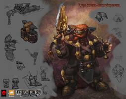 Leader-Engineer ( tier 3) by EGOR-URSUS