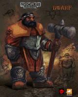 Dwarf by EGOR-URSUS