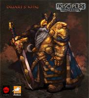 Dwarf's King by EGOR-URSUS