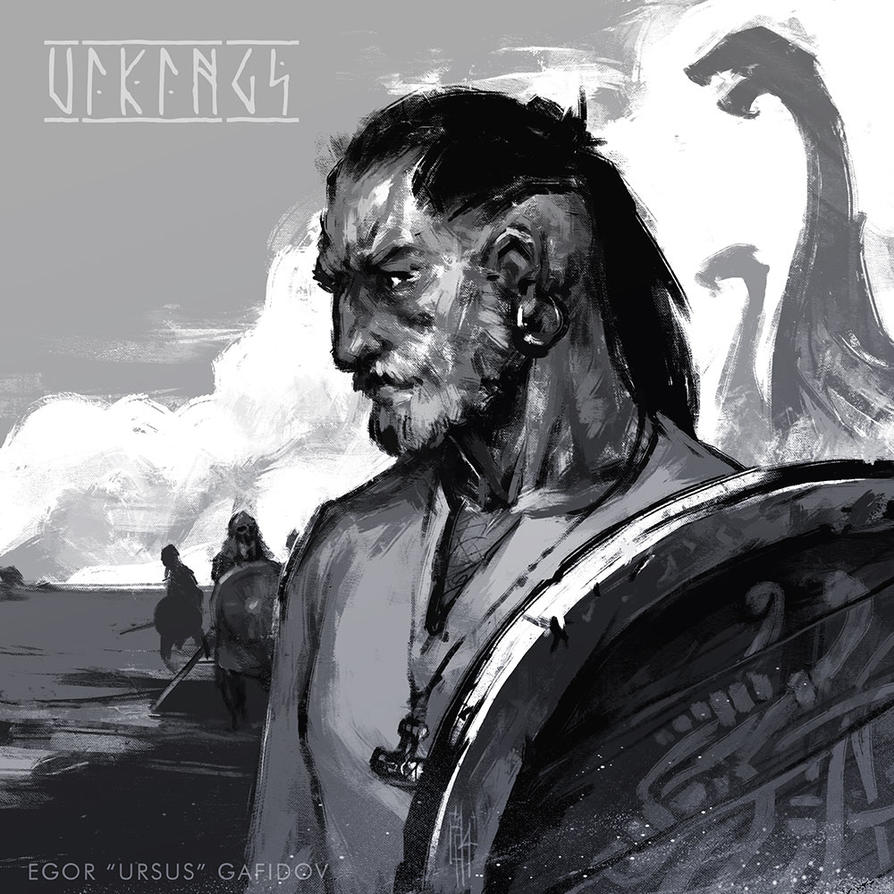Vikings by EGOR-URSUS