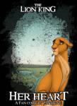TLK Fancomic: Her Heart Cover by Zandwine
