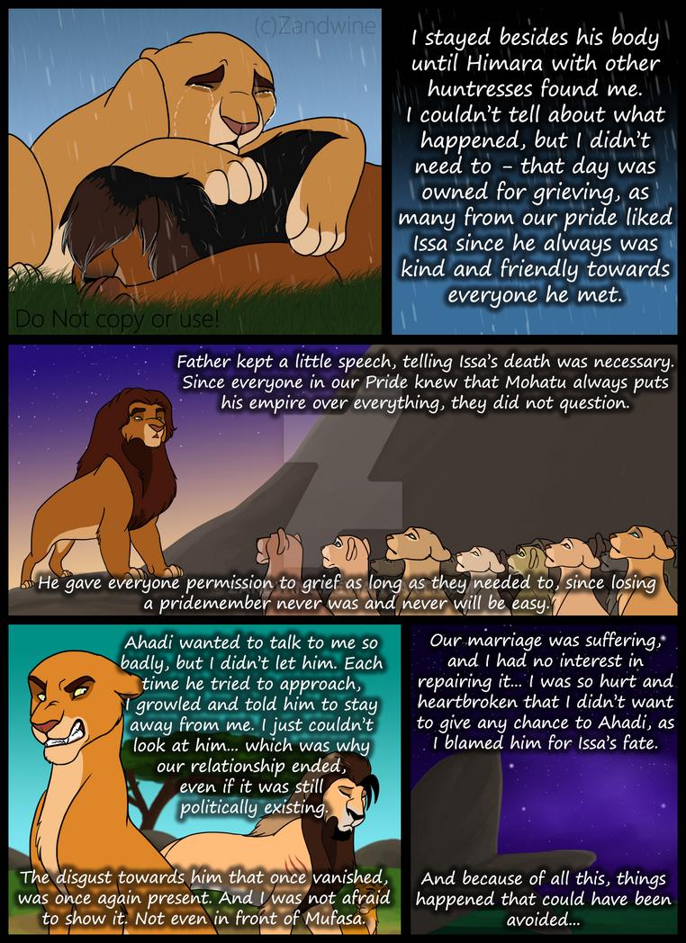 TLK Fancomic: Her heart pg 42 by Zandwine on DeviantArt