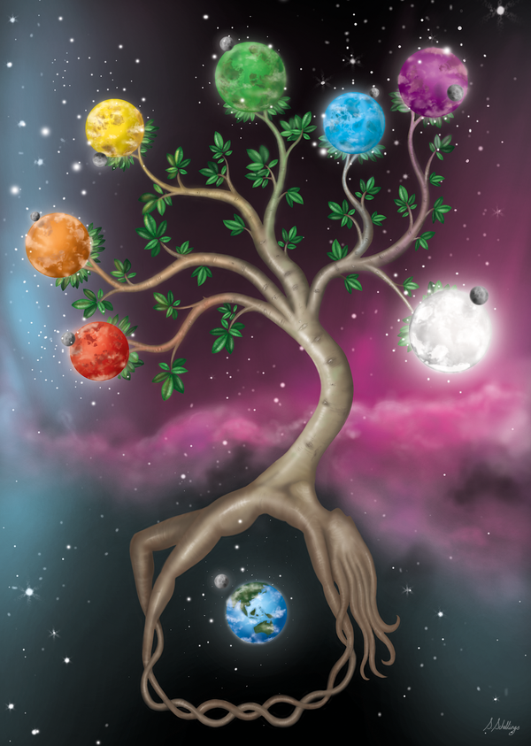 Tree of Life by schellings on deviantART