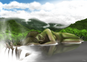Mother Earth by schellings