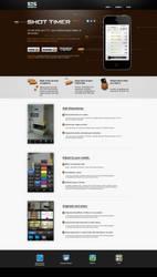 Shot Timer Pro app