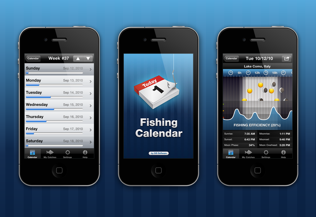 fishing calendar app by jurev on deviantart