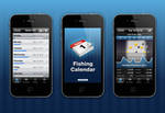 Fishing Calendar App