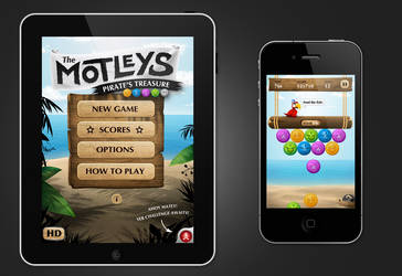 Motleys: Pirate's Treasure