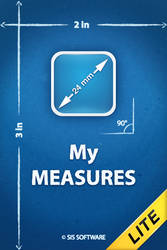 My Measures and Dimensions App