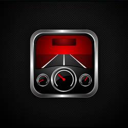 Cockpit Recorder App Icon