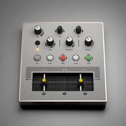 Custom MIDI Controller JV MIDI X01 (Ortho)
