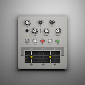 Custom MIDI Controller JV MIDI X01 (No housing)