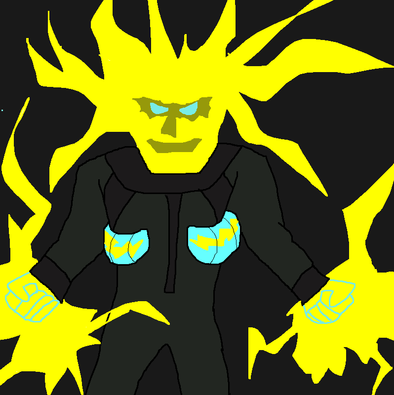 Im Electro!! by Scurvypiratehog