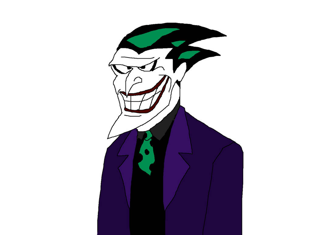 Beware The Batman Joker By Scurvypiratehog On Deviantart