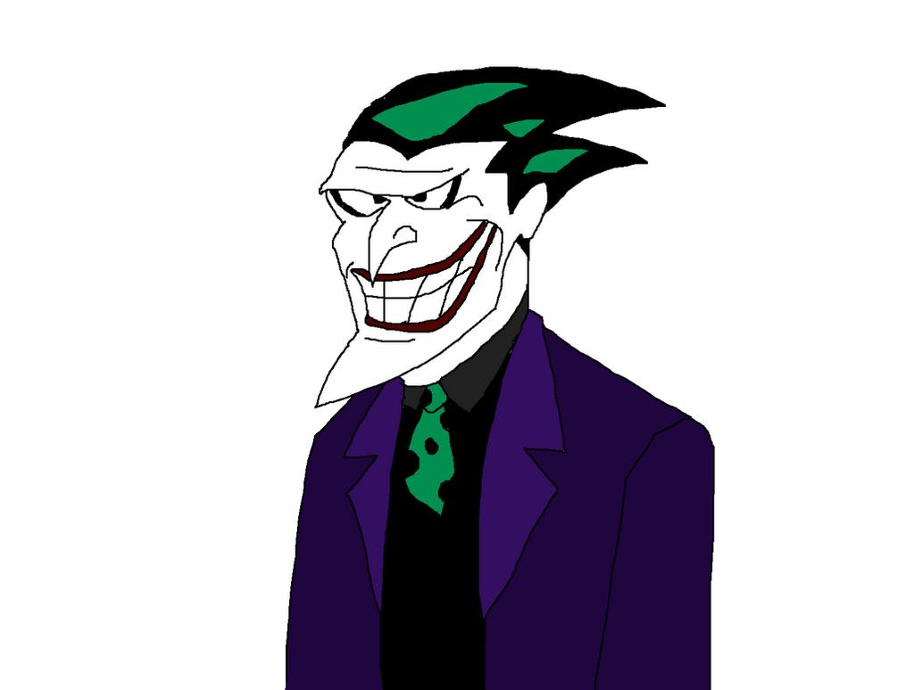 Beware the batman joker by Scurvypiratehog