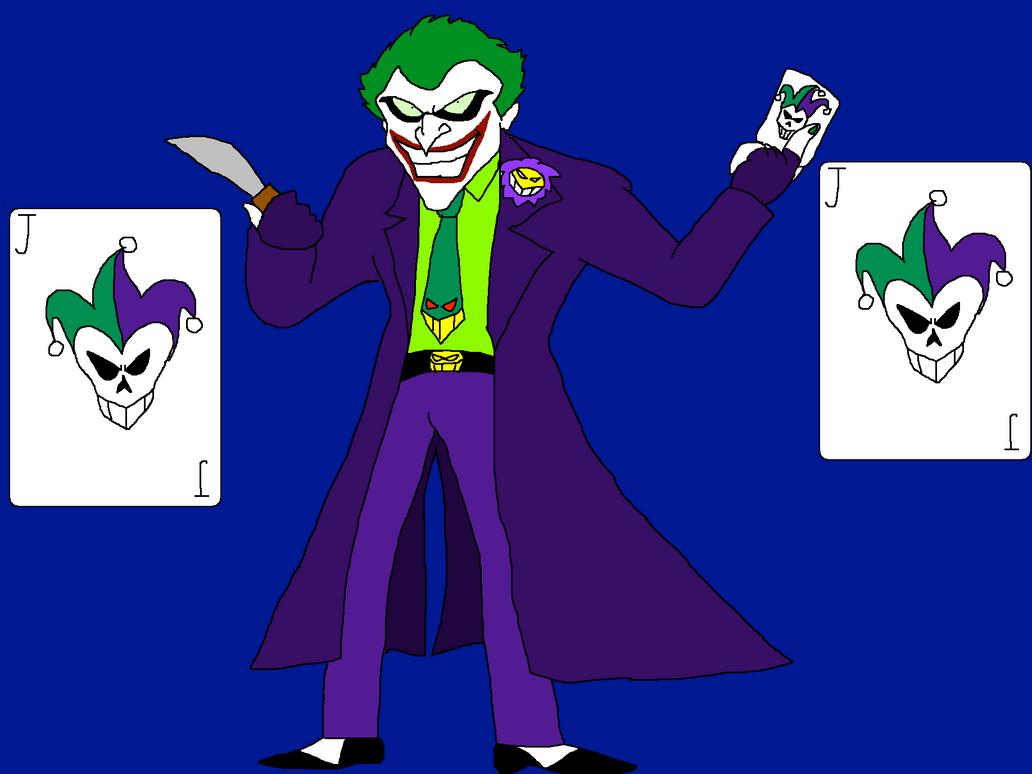 The Joker The Gotham Knight by Scurvypiratehog