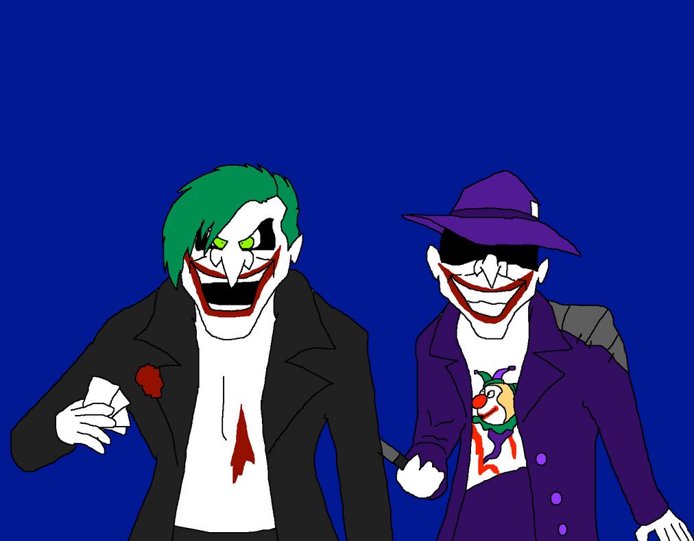 Injustice 2 joker by Scurvypiratehog