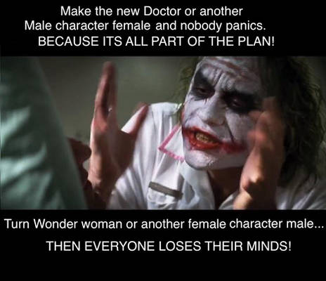 The Problem with Genderbending
