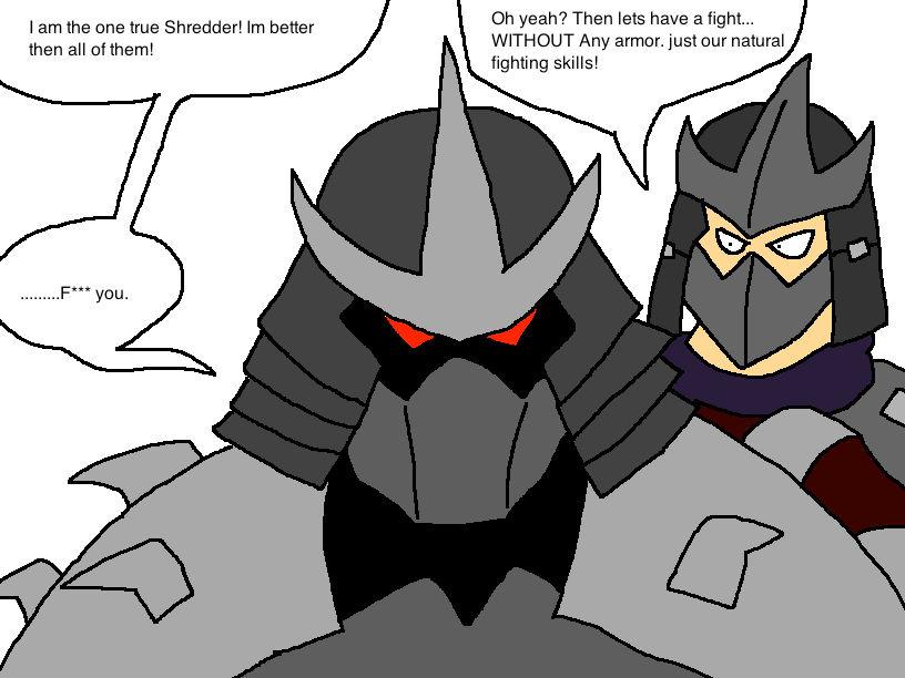 My problems with the 2003 Shredder by Scurvypiratehog on DeviantArt