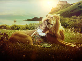 Lucy. The Lion, the Witch and the Wardrobe
