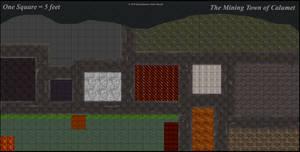 Calumet Map Small