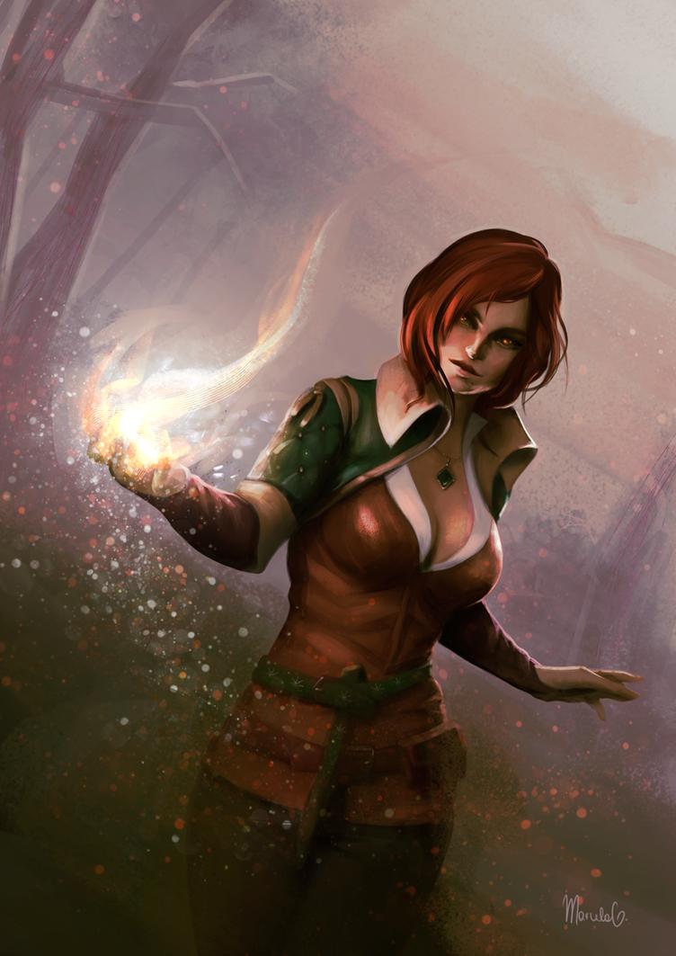 Shani  Witcher Wiki  FANDOM powered by Wikia