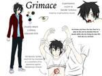 Grimace (Creepypasta OC)
