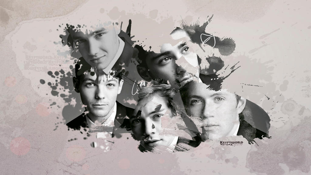 +Wallpaper One Direction by kryptiworld