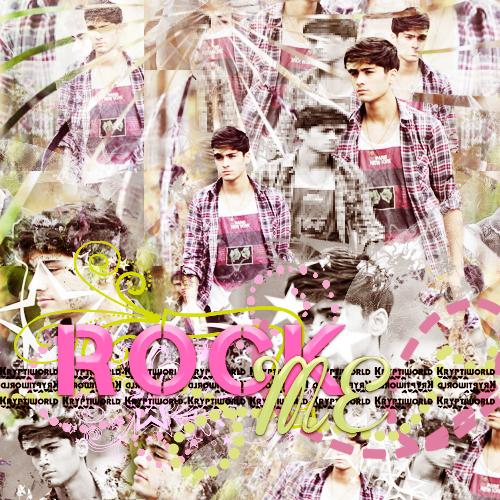 +Rock Me by kryptiworld