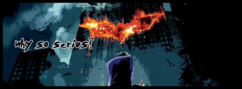 Batman TDK - The Joker Timeline by g-Vita