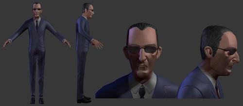 WIP boss -Diploma Movie characters 3/3