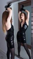 Latex dress 11
