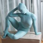 Turquoise encasement 2
