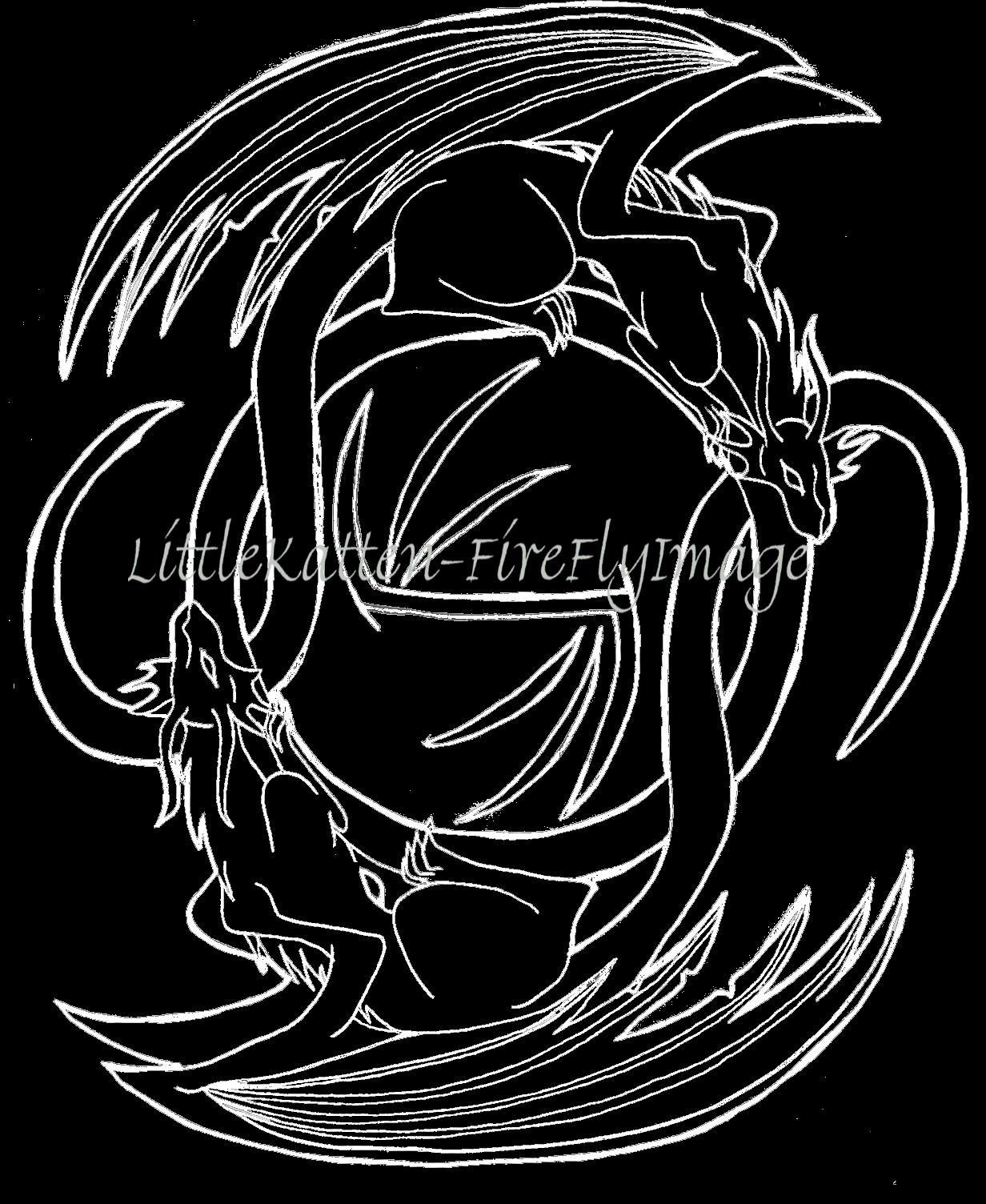 Soul Gardians flipped by LittleKatten-FireFly