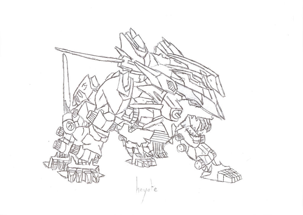 liger coloring pages - photo #50