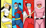 Sooga Super Squad!