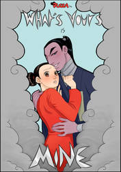 Pucca: What's Yours is Mine by LittleKidsin