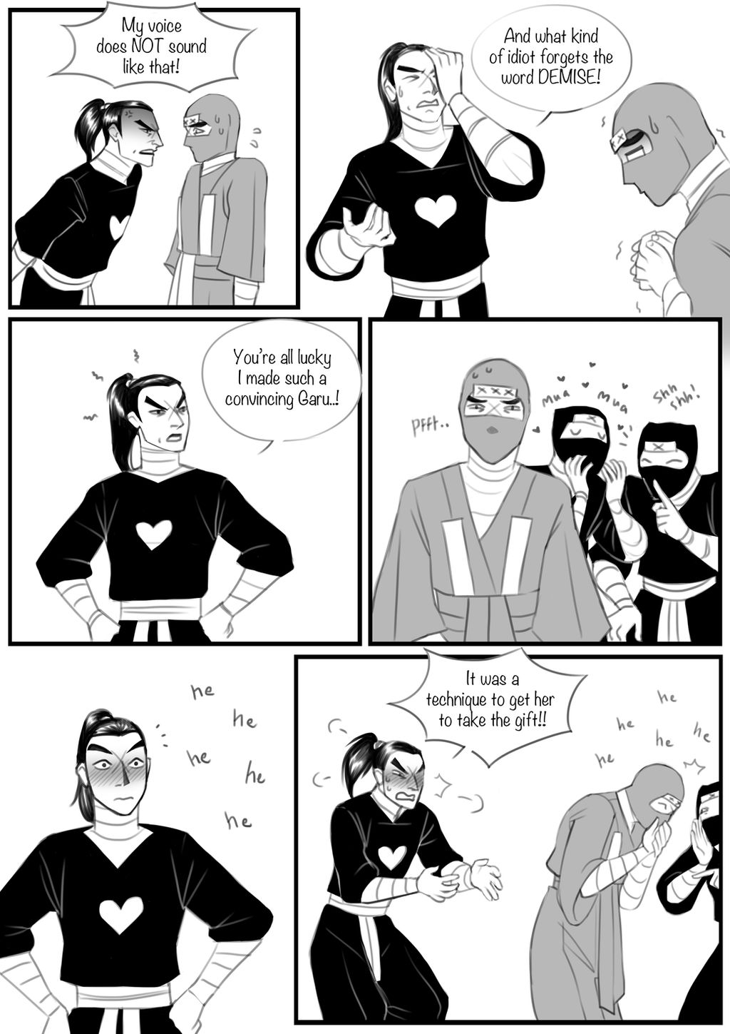 Pucca: WYIM Page 14