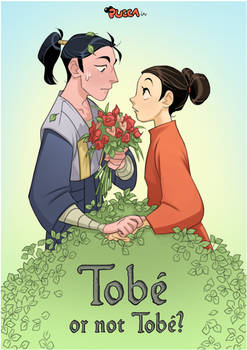 Pucca: Tobe or not Tobe