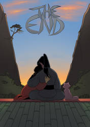 Pucca: What's Yours is Mine - End by LittleKidsin